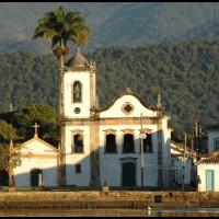 Igreja de Santa Rita, Paraty, Rio de Janeiro