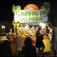 centro histórico de Paraty (RJ) a noite