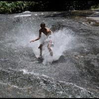 Cachoeira Tobogã, Paraty (RJ)