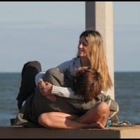 amor em frente do mar, Santos