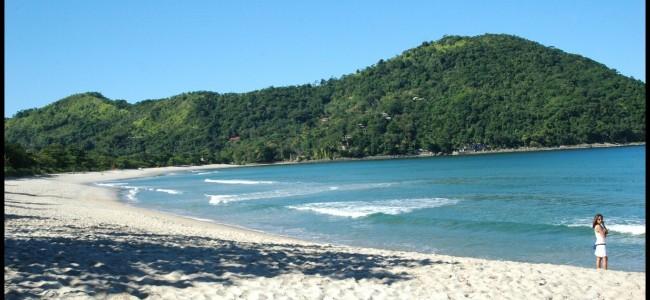 praia de Barra do Sahy, São Sebastião (SP)