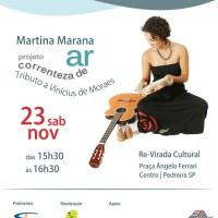 re-virada cultural em Pedreira (SP) - 23/11/2013