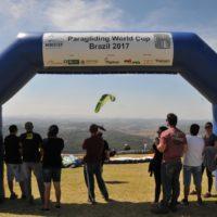 copa do mundo de parapente, Pico do Gavião, Águas da Prata (SP)
