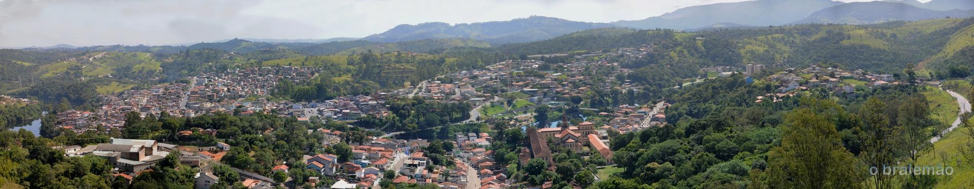 panorama 216 Megapixel - Pirapora do Bom Jesus - Estrada dos Romeiros (SP)